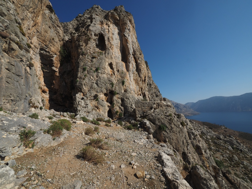 Old kastle (Emporios Kalymnos)